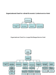 Organizational Chart For Coffee Shop 36 Complete Organization Chart For Small Hotel