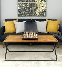 wayfair furniture coffee tables metal and wood coffee table with tray top wayfair rustic wood coffee table