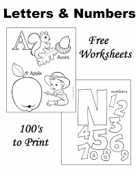 You also have an eraser and a roller to paint more than one pass. Worksheets Learning Letters And Numbers