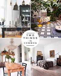 Image Contemporary Two Things In Common The Interior Collective How To Mix Furniture Styles Effectively The Interior Collective