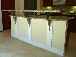 knee wall countertop support bracket the original granite throughout brackets inspirations 17