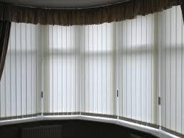 Window Blinds ~ Blackout Blinds For Bay Windows Soft Fabrics Offer ...