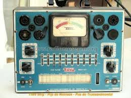 Tube Tester 625 Equipment Eico Electronic Instrument Co Inc