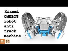новый <b>конструктор</b> Xiaomi <b>ONEBOT building</b> block robot anti track ...