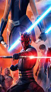 323605 Darth Maul, Star Wars The Clone ...