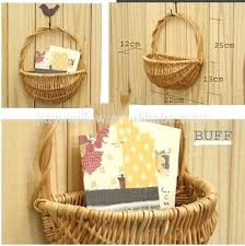wall hanging basket wicker wall hanging basket wall hanging decorative flower basket indoor wall hanging baskets wall hanging basket