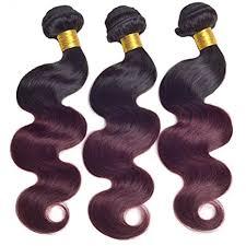 Ruiyu Grade Ombre Brazilian Virgin Hair