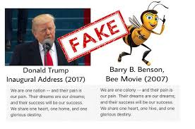 Secret Life Of Bees Quotes Simple Donald Trump Did Not Quote Bee Movie In His Inaugural Address