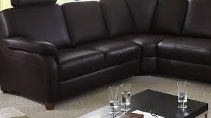 Sofa Braun Leder Design 37knx
