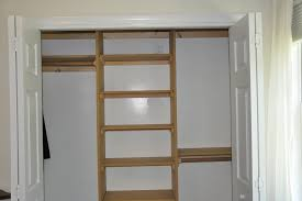 how to build a wooden wardrobe from scratch wire shelf dividers for closet easy diy shelves