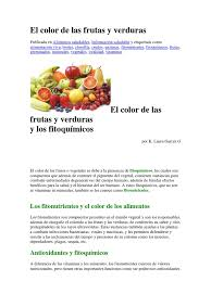 Cuales Son Los Colores Vegetaleslllll Duilawyerlosangeles