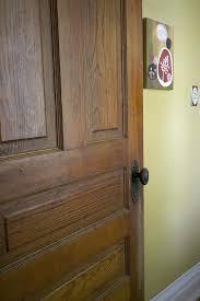 wood interior doors with white trim. White Trim With Wood Doors Wooden Door Interior Dark