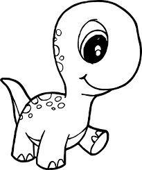 If you are someone who has a dream world where you you can get the dinosaur coloring pages pdf which have a repository of a lot of designs and. Baby Dinosaur Coloring Pages For Preschoolers Activity Shelter