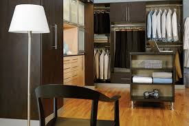 Walk in closet systems Diy Walk In Closet Organization System In Cocoa With Maple Accent Fronts The Home Depot Custom Walk In Closets And Walk In Closets Ideas