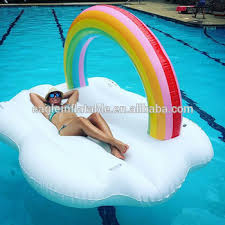 pool toys. Exellent Toys Newest Giant Water Park Equipment Beach Floating Pool Toys Floats Rainbow  Cloud Float On Pool Toys