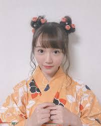 尾崎由香さんのインスタグラム写真 尾崎由香instagram今日の浴衣