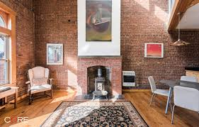 New York Living Room Apartment Building Designed By Notable Brooklyn Architect Montrose