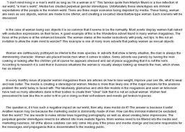 stereotype essay examples jembatan timbang co stereotype essay examples gender stereotypes