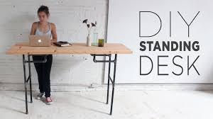 Full Size of Home Desk:homek Best Standing On The Onshomemade Onstanding  Work Onsthe Ons ...