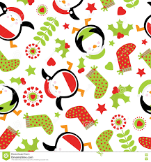 cute penguin pattern wallpaper. Contemporary Cute Download Seamless Background With Cute Penguin And Xmas Ornaments Suitable  For Children Wallpaper In Pattern Wallpaper U