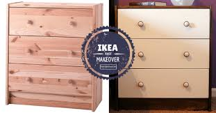 IKEA Hack: RAST makeover - from boring to beautiful. Transforming a plain  old RAST