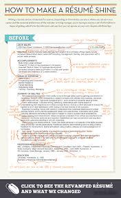 ... Career Builder Resumes 16 Awesome Ideas Careerbuilder Resume 13 How To  Make A Shine Infographic Via ...