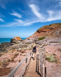 The Bushrangers Bay walk - one of the ...