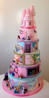 disney princess birthday cakes 1