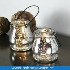 silver mercury candle holders silver mercury glass votive candle holder with handle silver mercury glass candle