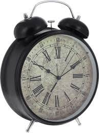 """<b>Часы</b>-<b>будильник Эврика</b> """"<b>Гигант</b>"""", цвет: черный"""
