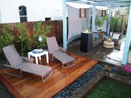 Decking Designs For Small Gardens Beauteous Pergolas And Other Outdoor Structures DIY