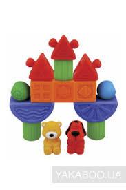 Мягкий <b>конструктор Ks Kids</b> Парк Развлечений (10623) купить в ...