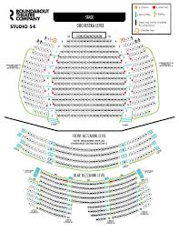 Murmrr Seating Chart Studio 54 Lincoln Center Theater