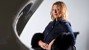 Meet Zaha Hadid the worlds most famous female architect Al