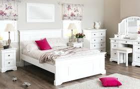 Antique White French Provincial Bedroom Furniture Vintage Uk Gold ...