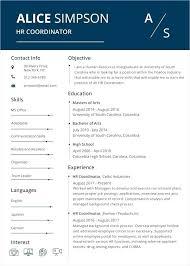 Template Word Cv Professional Template Word Document Sample Cv