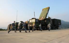 Phased Array Radars Phased Array Radar System Serves Hq 9 Surface To Air Missile China