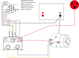 winch wiring diagram winch image wiring diagram ramsey winch solenoid wiring diagram ramsey wiring diagrams on winch wiring diagram