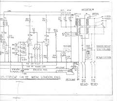 wem copicat mk3 valve schematic return to wem amplifier schematics page