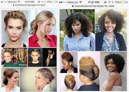 Unprofessional Hair Style google vs bing which ones more racist metro news 1195 by wearticles.com