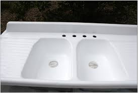 cast iron farmhouse sink with pic of antique kitchen sink with drainboard porcelain