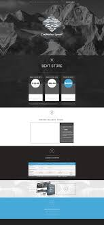 Soundclick Website Design Custom Soundclick Layout Design 5pixellayouts