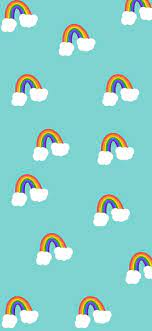 iphone wallpaper rainbows