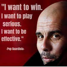 Pep Guardiola - Quote On Coaching, Life And Football - LigaLIVE