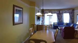 Marriott Two Bedroom Suite Marriott Cypress Harbour 2 Bed Villa Youtube