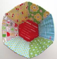 Microwave Bowl Potholder Pattern | Another fun little project is a ... & Microwave Bowl Potholder Pattern | Another fun little project is a fabric  bowl! Adamdwight.com