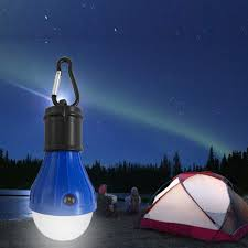 Aifort Led Camping Light Bulbs Outdoor Tent Lamp Emergency Light Led