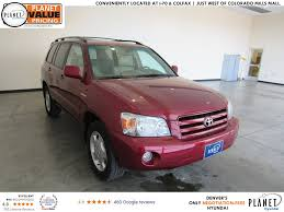 2006 Toyota Highlander in Golden, Used Toyota Highlander for sale ...