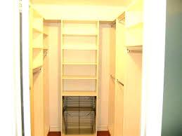 full size of walk closet dimensions standard in minimum narrow layout small width average bathrooms delightful