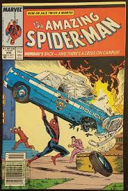 Amazing Spider-Man #306 (October 1988) by Marvel Comics